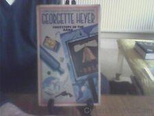 Footsteps in the Dark-Georgette Heyer Paperback Grafton 1987