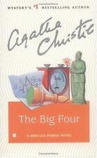 The Big Four (Hercule Poirot Mysteries) Christie, Agatha Mass Market Paperback