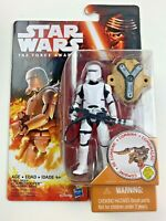 "Star Wars: The Force Awakens 3.75"" Figure First Order Flametrooper FREE SHIPPING"