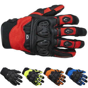 Cortech Speedway Hyper-Flo Mens Street Riding Road Leather Motorcycle Gloves
