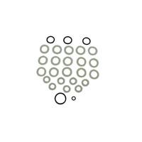 Genuine Alpha CD25C CD28C CD35C Isolation Valve & Connections Seal Kit 3.013388