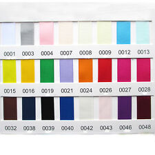 8 Sizes More Than 72 Colors For Choice Grosgrain Ribbon 100 Yards