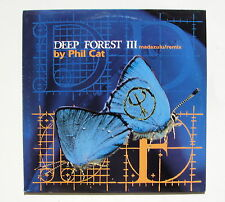 DEEP FOREST III by Phil Cat...MADAZULU remix...MAXI 45T