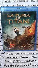LA FURIA DEI TITANI  - Blu-Ray  mitologia classica