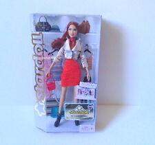 BARBIE Dolls **STARDOLL** Bonjour Bizou Red Hair W2204 NEW