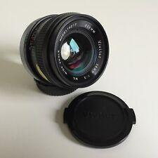 Vivitar 28 mm F2 MC Wide Angle Prime Lentille-Canon FD Fit-ouverture bloquée à F2