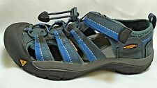 NWOB KEEN Youth Sport Sandals- Blue & Gray-Size 4
