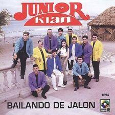 JUNIOR KLAN - BAILANDO DE JALON NEW CD