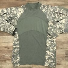 Massif Multicam Army Combat Shirt Size Medium Camouflage Military. A4