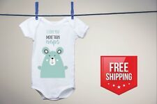 Saved By The Bell Baby Onesie 80/'s TV Bayside Bodysuit Gerber Organic Cotton
