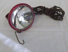 Vintage OEM 1950's Cigarette Lighter Car Light GE Red With Hanger