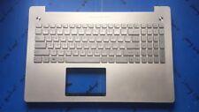 NEW!! for Asus N550 N550JK N550JV Upper Case Palmrest with Backlit US Keyboard