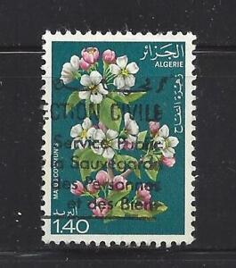 ALGERIA - 610-611, 618, 626, 636, 687, 689 - USED -1978-1982 ISSUES