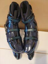 Rollerblade Men's VTX 5000 Inline Skates Black Size 10.5 Great Condition