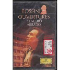 Claudio Abbado MC7 Rossini Ouvertures Nuova Sigillata 0028944786040