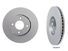 WD Express 405 54020 500 Front Disc Brake Rotor
