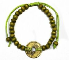 Gioielli etnici e tribali bracciali verde unisex