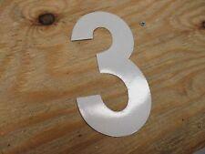 Label, 3,6 In. H, Silver, Vinyl 8 PCS  (FS1682-8N227)