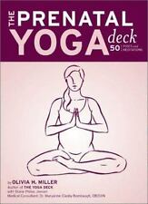 The Prenatal Yoga Deck : 50 Poses and Meditations (2003, Cards,Flash Cards)