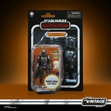 """Star Wars The Vintage Collection 3.75"""" - Din Djarin (Mandalorian) and The Child"""
