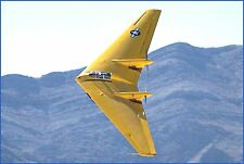 """RC plans NORTHROP N9M-A Flying wing Electric wing 75"""""""