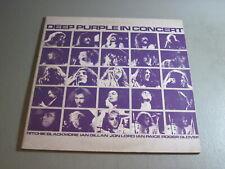 Deep Purple- In Concert- 2XLP 1980 Harvest 3C 154-64 156/7 Made In Italy