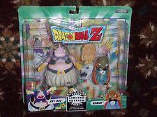 Jakks Dragon Ball Z Action Figure: Babidi and Fat Majin Buu Limited edition