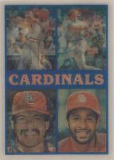 1987 Sportflics - Team Preview - St. Louis Cardinals - #12 - Ozzie Smith - Mint
