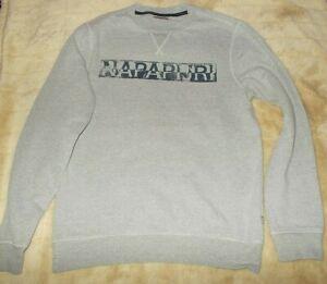 Sweatshirt Herren Napapijri Gr. S