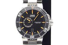 Oris Aquis 7673 Divers Stainless Steel Bracelet Automatic Men's Watch