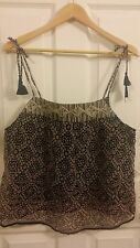 AMERICAN EAGLE OUTFITTERS WOMENS beautiful VINTAGE style TOP size large