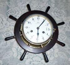 Reloj de rueda de barco