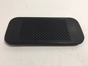 Genuine Porsche 911 912 Dashboard Speaker Grill Black 91155204800 USED 1969-75