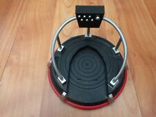 "DR DOCTOR WHO CLASSIC BLACK DALEK HOVER PAD FOR 3.75"" DALEK ACTION FIGURES"