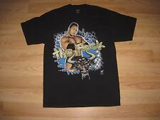 1999 WWF The Rock Professional Hardcore Wrestler T-Shirt/Dwayne Johnson/Free SH!