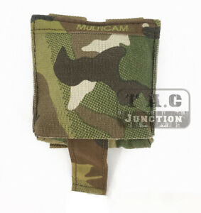 Tactical Molle Folded Ultralight Compact Utility Magazine Mag Dump Drop Pouch