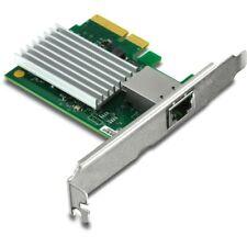 TRENDnet TEG-10GECTX 10 Gigabit PCIe Network Adapter