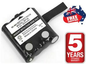 New Replacement Battery For Uniden 2-way radio BP-38 BP-40 GMR FRS BT-537