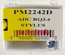 EVG PM2242D TURNTABLE  NEEDLE STYLUS for ADC RQ-3 RQ-4 Q-3 Q-4 117-D6