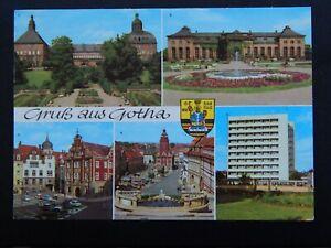 Ansichtskarte Gotha, gelaufen, 1982