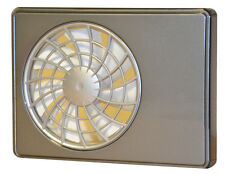 Abluftventilator iFan Silver - mit intelligenter Elektronik, nur 3.8W, 21db(A)