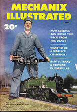 Mechanix Illustrated Magazine July 1953 - SHIPPED IN A BOX