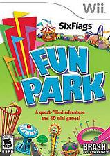 New listing Six Flags Fun Park (Nintendo Wii, 2009)