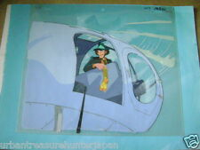 LUPIN THE THIRD III PART 3 JIGEN ANIME PRODUCTION CEL 4