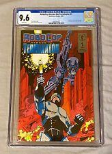 Robocop Versus the Terminator #1 CGC 9.6 Dark Horse Comics / Frank Miller 1992