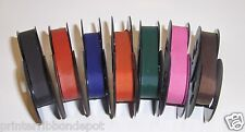Brother Charger 11 Typewriter Ribbon Color Pack (7 Great New Colors Included)