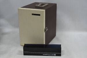 HAN-O-MATIC Library Hanimex Slide Magazine Storage Case - Stores 12x Cartridges