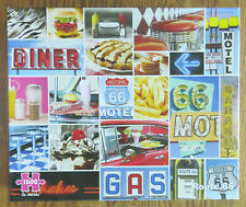 Re-marks Route 66 1500 Pieces Jigsaw Puzzle Complete
