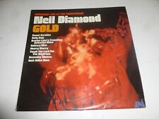 NEIL DIAMOND - Gold - 1970 UK 10-track vinyl LP
