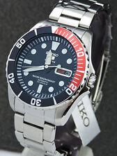 Seiko  Diver SNZF15K1 Stahl/Stahl *ungetragen*
